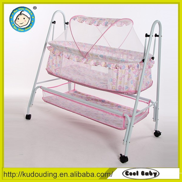 Chinese products wholesale baby cradle swing