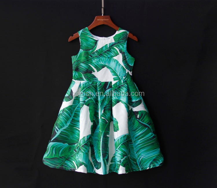 stocked Made In China latest children dress designs frocks