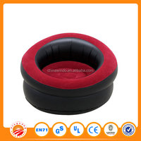new fashion inflatable sofa bed bean bag sofa set living room furniture,size 85*85*65CM