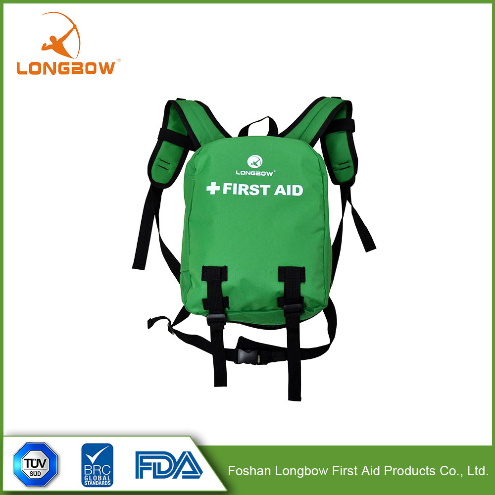 Custom Logo Medical Travel Backpack Kit First Aid Bag