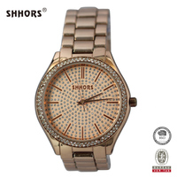 SHHORS Charm Wholesale Prcie Fashion Quartz Geneva Watches China