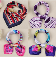Fashion Lady Handmade Scarf & Wrap Square Head Neck Kerchief Gift 50*50cm