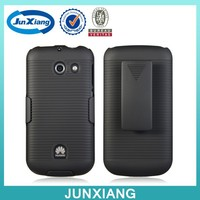 Cell phone belt clip holster cover for huawei Y340