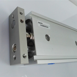 Airtac type TN Series Double Action Type Double Rod Cylinder Pneumatic Air Cylinder