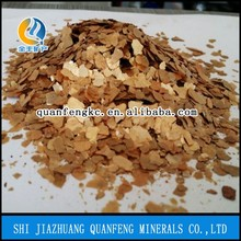 Phlogopite mica/QF factory Mica Powder/Muscovite Mica with Cheap Price