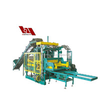 QT4-15/Hot sale eco brick machine/ Factory price brick wall building machine/hydraform interlocking brick machine in kenya