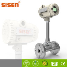 high tempreture 4-20mA high precision vapor Compressed air steam flow meter manufacturers