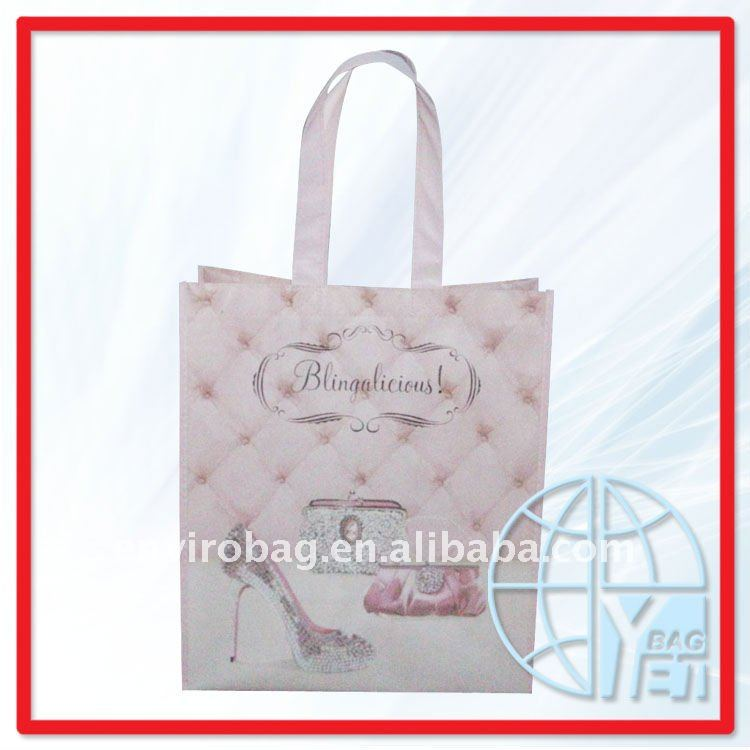 pp nonwoven packing bag for clothes