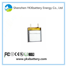 302323 3.7V 110mah lithium ion polymer rechargeable battery