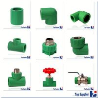 PPR pipe and fittings Factory best price water pipe pressure sensor
