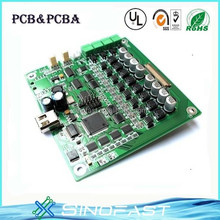 ENIG 2 layer pcb circuit,pcb board assembly