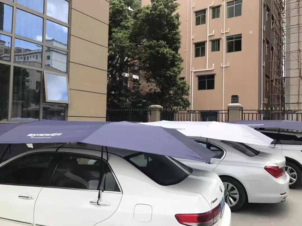 Portable Umbrella Car Hail Protection electric car cover 4.5*2.2 Meters