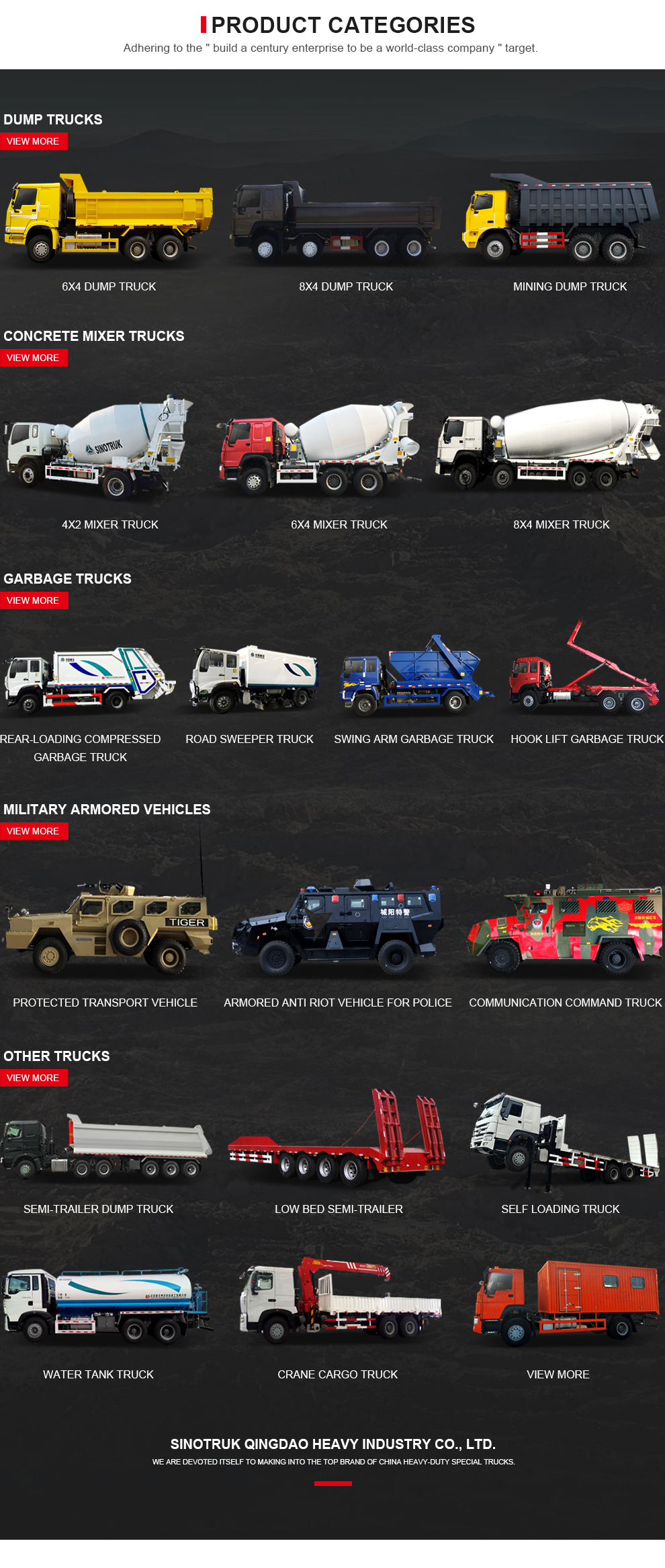SINOTRUK BRAND NEW FOAM AND WATER FIRE FIGHTING TRUCK