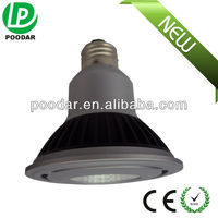 supermarket par30 led lamp 10w sharp cob led