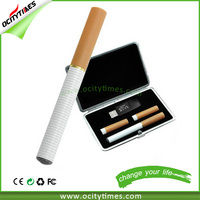 M8 thread cartomizer rechargeable battery 808D electronic cigarette with usb charger