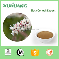 2016 XUHUANG Hot selling Factory Supply Black Cohosh P.E.