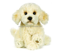 stuffed plush white small dog puppies for sale