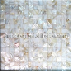New design sea shell mother of pearl mini tile mosaic
