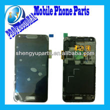 Cell Phone Spare Parts For Galaxy S Advance I9070 Display With Digitizer Screen Add Frame Assembly