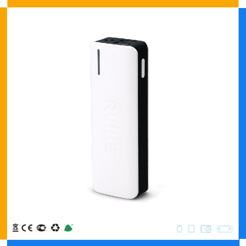mini portable mobile power bank charger/power pack/super fast mobile phone charger