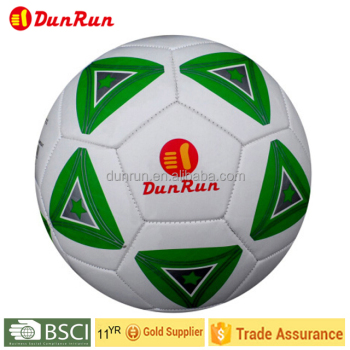 Best Sale Size 5 Machine Stitched PU Football
