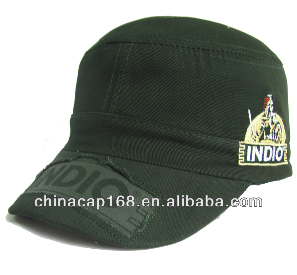 Fashion washed men army hats military hats