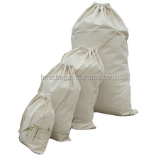 Wholesale Cheap Dry Cleaning Canvas Hotel Laundry Bag