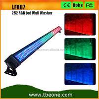 Perfect Stage Dj Bar 252 RGB Led Wall Wash Disco Light