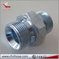 ISO 2983 standard yatai brass 10411 fitting for hose carbon steel pipe fittings