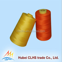 Wuhan supplier TFO&Ring spun 50S/2 core Spun Polyester Sewing Thread