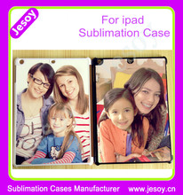 JESOY Hot Selling For ipad Air 1 2 Phone Cover Case Sublimation Direct Printing Custom