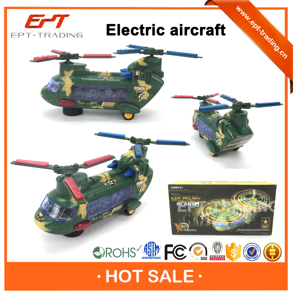 Hot selling cheap electric toy plane for kids