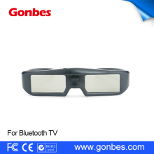 China Cheap High-tech Active Shutter 3D TV glasses G06-BT
