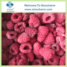 Raspberries Harvester Frozen Red Raspberry Crumble
