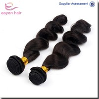 Ali export company facory hair virgin human peruvian hair extension 70 300g excellent