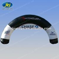 2012 best selling inflatable plastic arch
