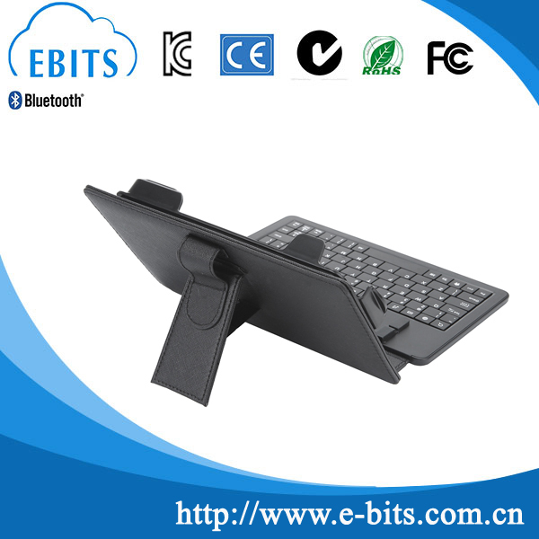 keyboard tablet cover & case for 7 & 7.5 inch tablet PC