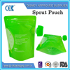 Reusable drink pouch with spout food grade baby food spout pouch Reusable Baby Food bag