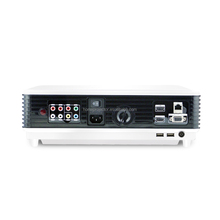 Best High -grade Business Gifts for Home Business Meeting Theatre 2500 lumens LED HD Projector