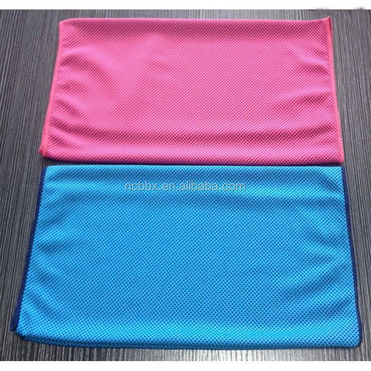 Magic sports cooling towel for summer super absorbent Soft Ice Towel
