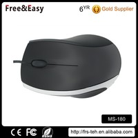 3d waterproof printing drivers usb optical wired mouse