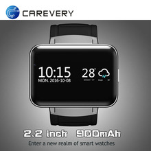 2.2 inch screen android smart watch wifi 3g gps watch support sim card and tf card