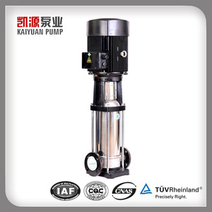 QDL QDLF Stainless Steel vertical Multistage electric low pressure bombas de alta presion water pump