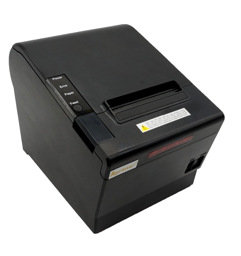80mm Pos Printer Wifi thermal receipt printer