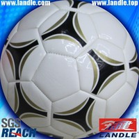 Official weight and size cheapest price machine sewn pvc soccer ball