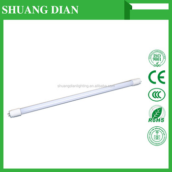 Shuangdian lighting LED T8 tube lights fluorescent lamp 14W 30000H Wholesale Cheap 200V 240V SMD 5630 3000K 6500K