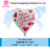 18 inch heart custom advertising exhibition balloon