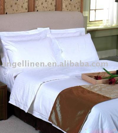 100% cotton bedding set for hotel