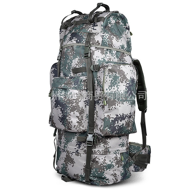Custom Design Waterproof Strong Tactical Backpack Military Bag for Wholesale