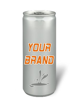 Energy Drink Under Your Own Brand Name